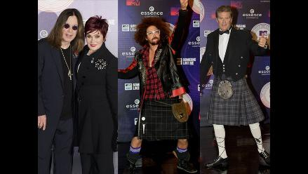 MTV EMA 2014: un recorrido por la Alfombra Roja