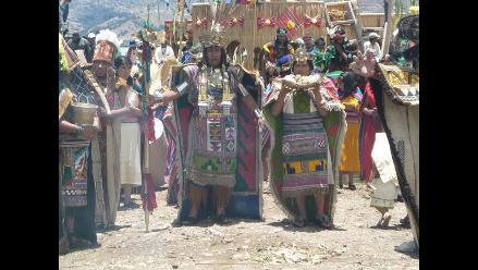 El imperio de los incas nació en el Titicaca