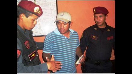 Tumbes: capturan a sujetos armados que perseguían a fiscales