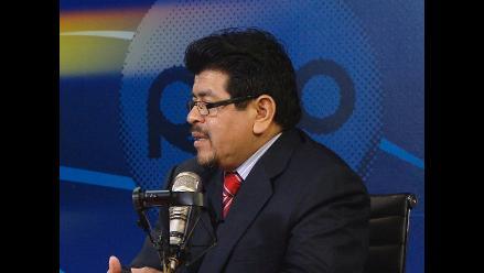 Gamarra sobre López Meneses: Ejecutivo tiene misma versión desde el inicio