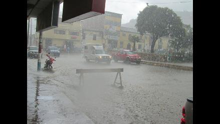 Senamhi: regiones del país se verán afectadas por fuertes lluvias