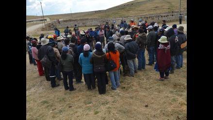 PCM: Se intervino en 43 conflictos sociales en octubre