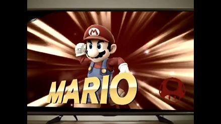 Mira el comercial de Super Smash Bros. for Wii U