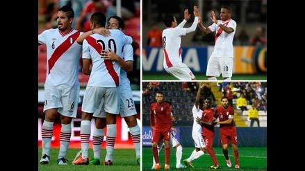 Selección Peruana: Así llega la blanquirroja al partido con Paraguay