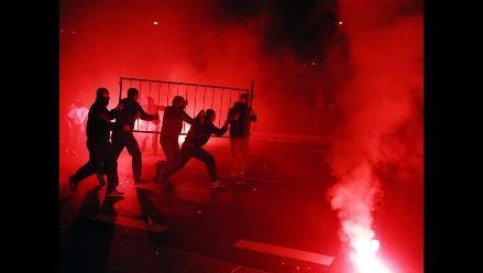 Violentos disturbios en celebración de la Independencia de Polonia
