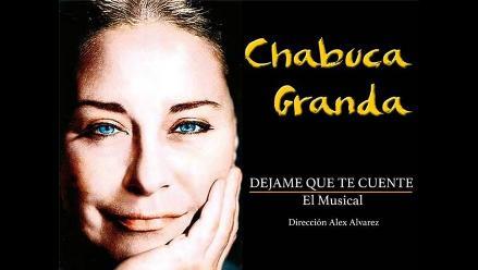 ´Déjame que te cuente´, el musical en honor a Chabuca Granda en Madrid