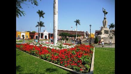 Trujillo: municipio abona S/. 500 mil por deuda de parques y jardines
