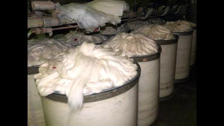 Arequipa procesa el 90% de la fibra de alpaca obtenida en el país