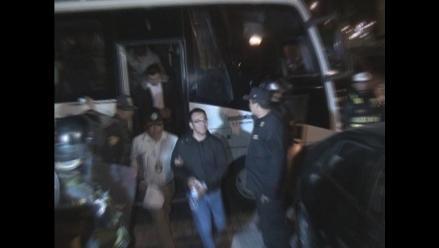 Chiclayo: rechazan habeas corpus para liberar a Carlos Santa Cruz