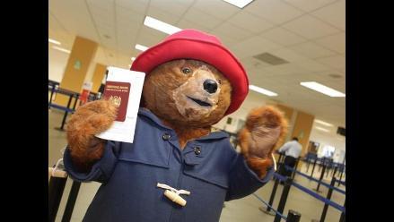 VIDEO: Mira al oso Paddington en su recorrido por Perú
