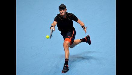 Tomas Berdych venció al croata Marin Cilic por el Masters de Londres