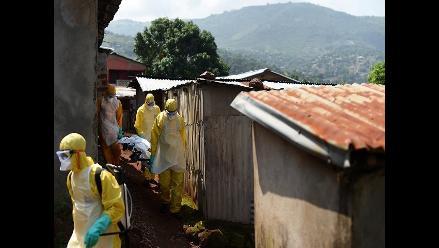 Los contagios por ébola en África superan los 14.000, con 5.160 muertos