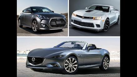 Estos son los autos deportivos que sorprenderán en el Motorshow 2014
