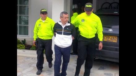 Así fue la captura de Rodolfo Orellana Rengifo en Colombia