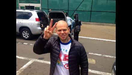 Calle 13 en Lima: Así fue su llegada