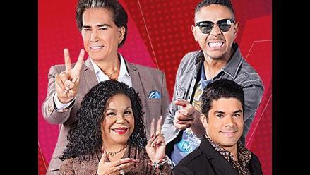La Voz Perú: jueces darán concierto en el Estadio Nacional