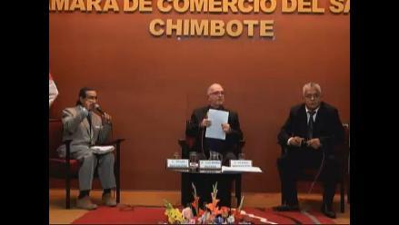 EN VIVO: Siga el debate de candidatos a la región Áncash