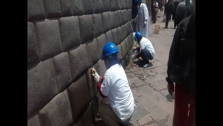 Cusco: autoridades detectan 200 muros incas completamente dañados