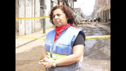 Susel Paredes: ´Habrá dos multas por concierto de Calle 13´
