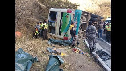 Huancavelica: menor de ocho años muere en accidente en Huaytará