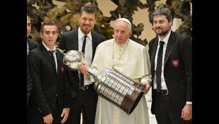 ¿Intercederá por Perú? Papa Francisco y sus ´milagros´ en equipos de fútbol