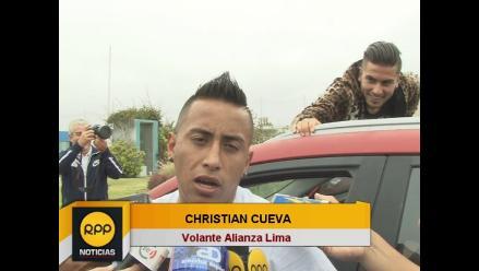 Christian Cueva sobre Víctor Cedrón: Es el nieto de la Tigresa de la Oriente