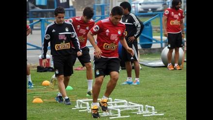 Sporting Cristal: Ahmed y los cambios obligados de cara al duelo con Cienciano