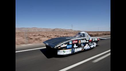 Chile: mira lo mejor de los primeros días de la Carrera Solar Atacama