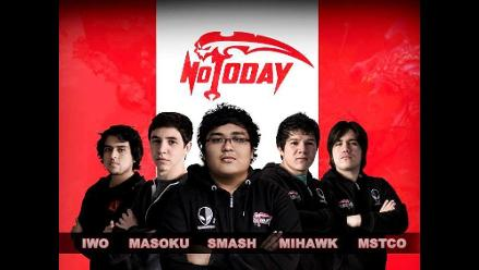 Dota 2: Not Today gana clasificatoria e irá a The Summit 2 en Los Angeles