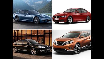 Los mejores autos para ejecutivos que encontrarás en el Motorshow 2014