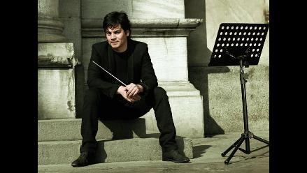 Lucho Quequezana compone canción con sonidos de agua y viento
