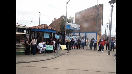 Chincha: trabajadores de la Salud anuncian paro de 24 horas