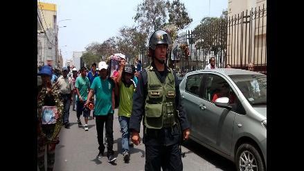 Chiclayo: obreros triplicaran turnos tras suspensión de huelga