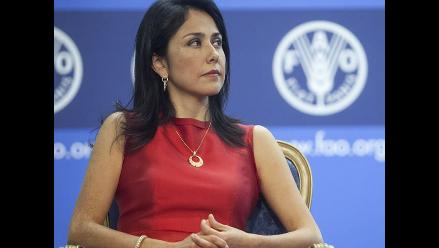Tejada: Nadine Heredia está habilitada para postular al Congreso