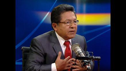 Fiscal de caso Orellana no trasladará su oficina a la Dirandro