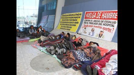 Ica: tras nueve días suspenden huelga de hambre en Marcona