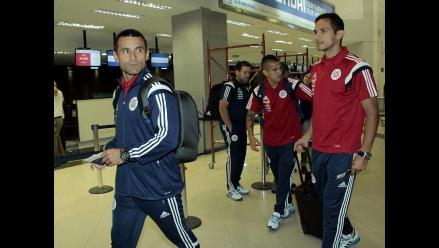 Perú vs. Paraguay: Equipo guaraní aterrizó en Lima tras hacer escala en Pisco