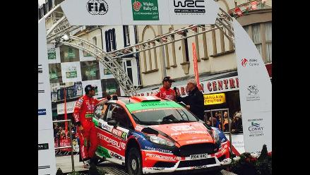 Nicolás Fuchs en el top 10 de pilotos WRC2 tras última fecha del Mundial