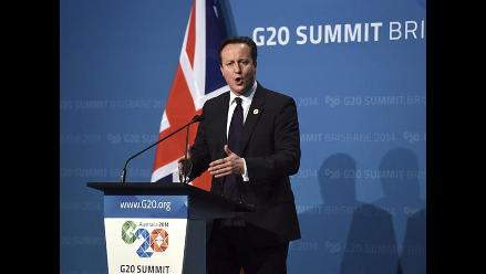 Cameron: Las multinacionales no evadirán el pago de sus impuestos