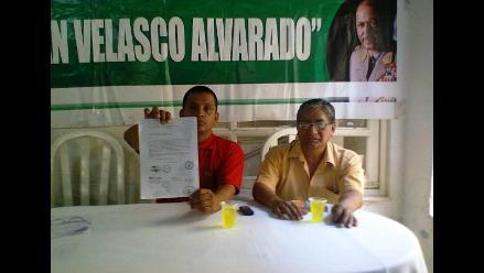 Chiclayo: nacionalistas pedirán a Ollanta Humala salida de gobernador