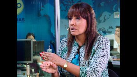 María Jara insta a mujeres hacerse examen de cáncer de mama