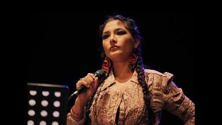 Magaly Solier alista concierto y nuevo disco