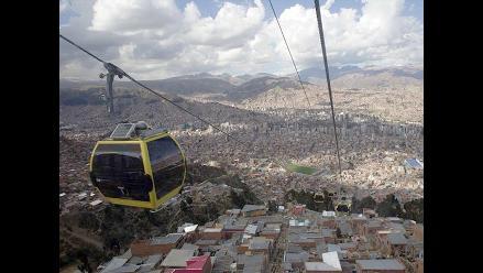 Apurímac: dirigentes piden no se detenga obra del teleférico