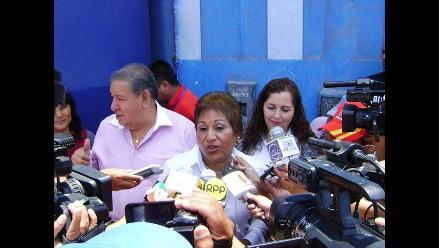 Chimbote: Victoria Espinoza es la alcaldesa de la provincia del Santa