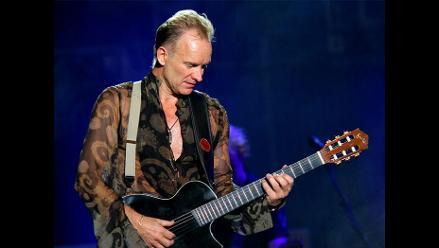 Sting y Rubén Blades estarán en festival musical de Quito