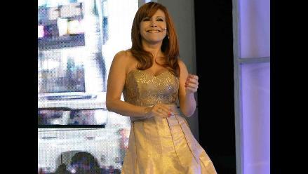 Magaly Medina venció otra vez a Gisela Valcárcel en el rating
