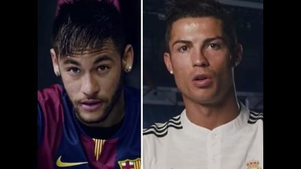 Neymar, Cristiano Ronaldo y Gareth Bale se unen para luchar contra el ébola