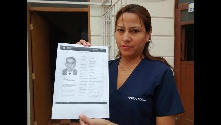 Chiclayo: buscan a familiares de indigente que falleció en hospital