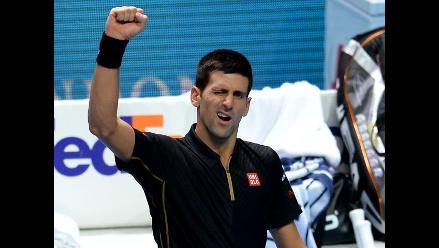 Novak Djokovic termina el 2014 como sólido número uno del tenis mundial