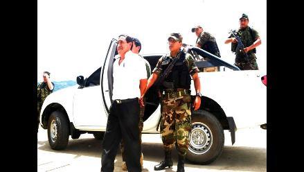 Vraem: capturan a requisitoriado por terrorismo